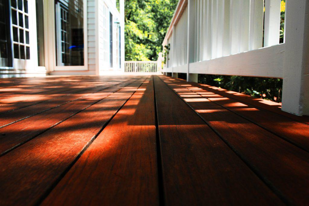 Wood Deck Staining & Restoration | Pratt & D'Angelo