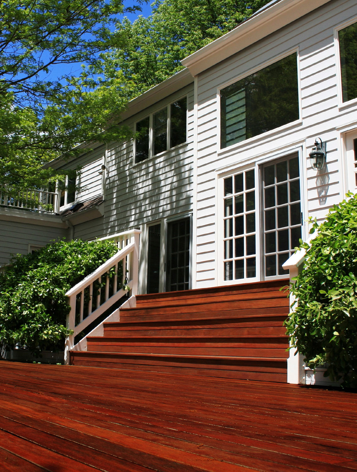 Deck Staining and Restoration | Pratt & D'Angelo