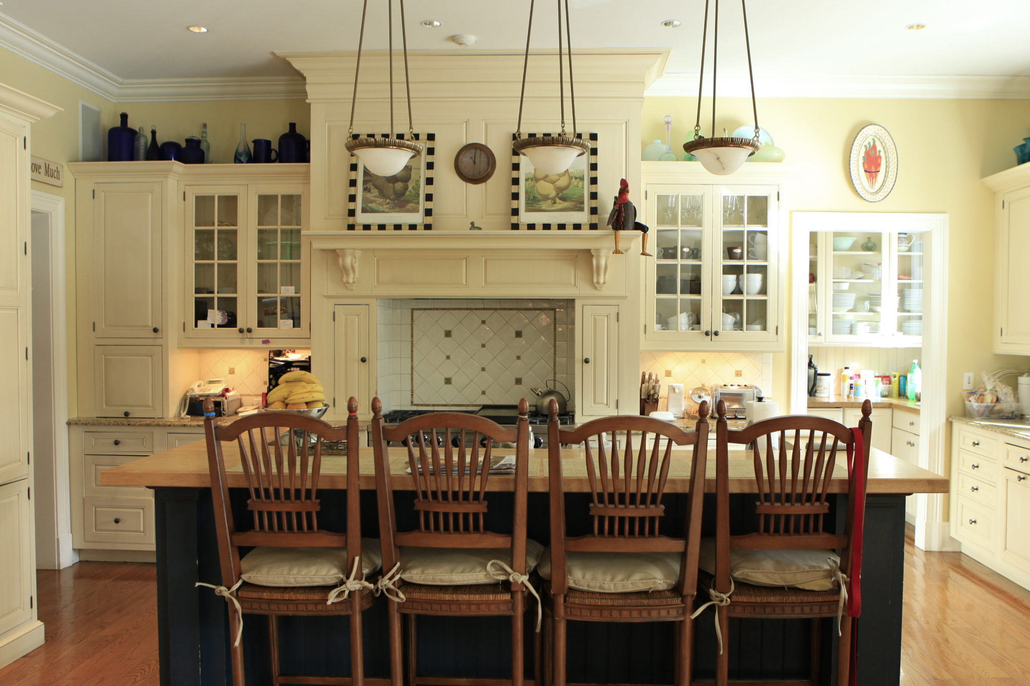 Interior Painting Kitchen Photo | Pratt & D'Angelo