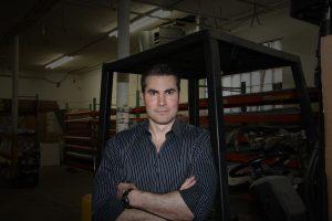 Ralph E. Rossi, President of Pratt & D'Angelo