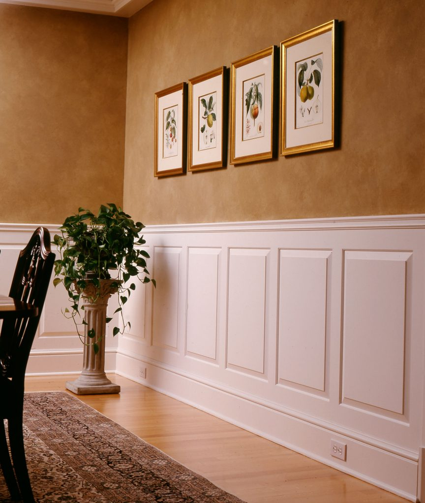Wainscoting | Pratt & D'Angelo
